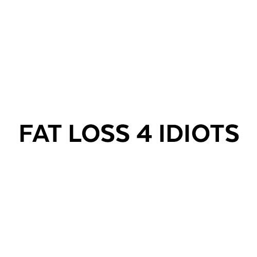 Fat Loss 4 Idiots Diet Review