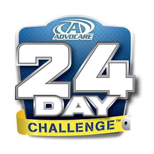 24 Day Challenge Review