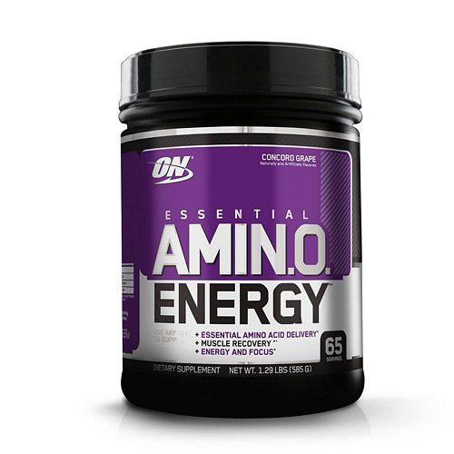 Amino Energy Review