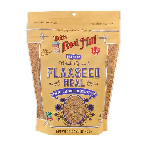 Better Choices: Flax Meal vs. Eggs