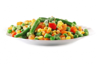 Better Choices: Frozen vs. Canned Vegetables and Fruit