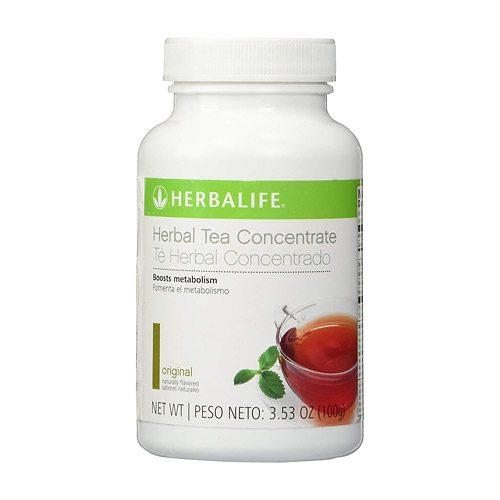 Herbalife Herbal Tea Concentrate Review