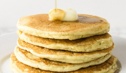 Delicious Keto and Gluten-Free Pancakes Recipe and Free Shopping List!