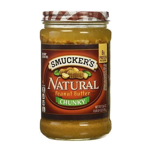 Natural Peanut Butter vs. Reduced Fat Peanut Butter