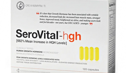 SeroVital HGH Review