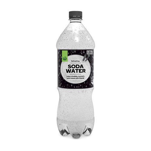 Better Choice: Soda Water vs. Tonic Water