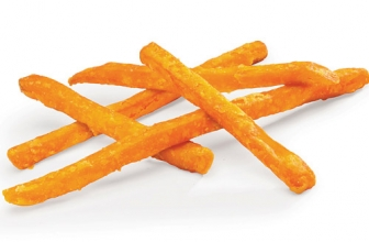 Better Choice: Sweet Potato Fries vs. French Fries